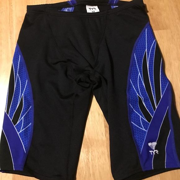 6bdef0a666 Men's TYR Sport Phoenix Splice Jammer Size 30. M_5b61886d34a4efa1c4102d27